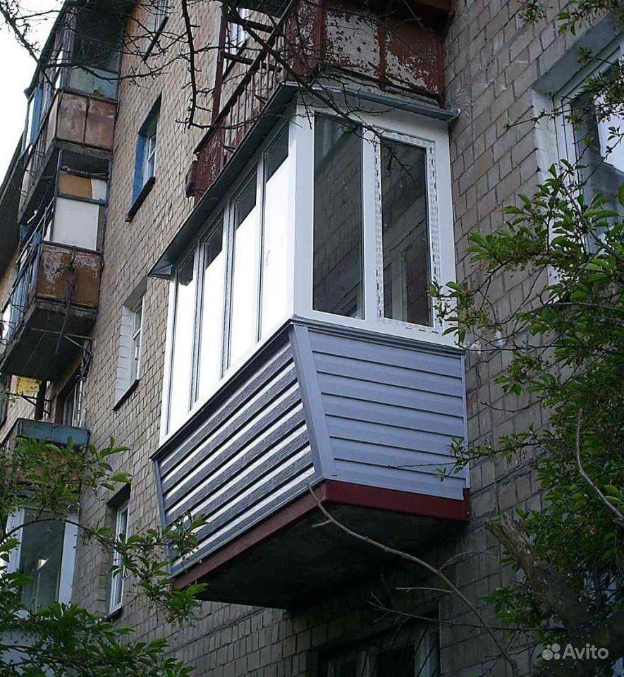 Остекление балконов лоджий за 14000.00 руб. от компании ооо .