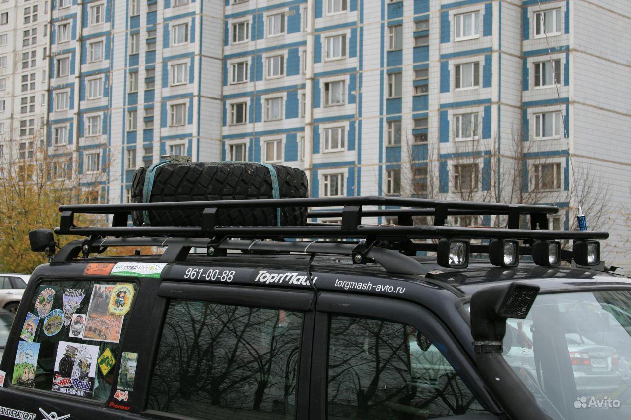Ховер н3 багажник на крышу своими руками