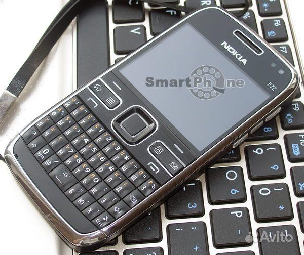 Объявление Nokia E72 (с фотографией). 890427 Новый Оригинальны