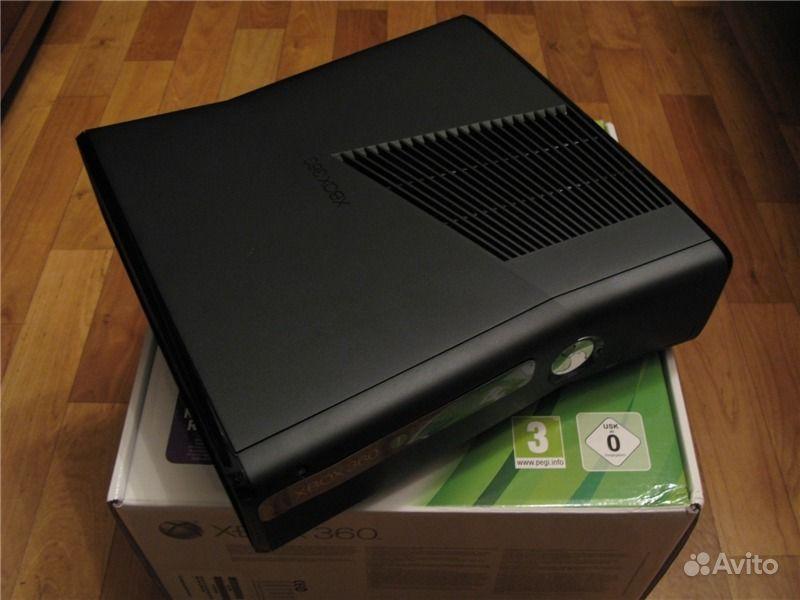 Архив авито Xbox 360 Slim 250 GB 55 Игр