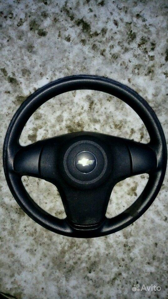 Руль Chevrolet Niva нового образца. Республика Удмуртия,  Ижевск