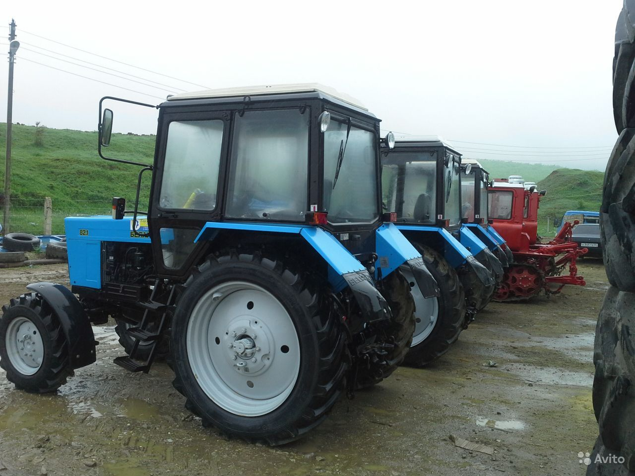 Купить запчасти для тракторов МТЗ в Москве каталог
