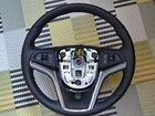 Кожаный руль от Chevrolet Sonic LTZ