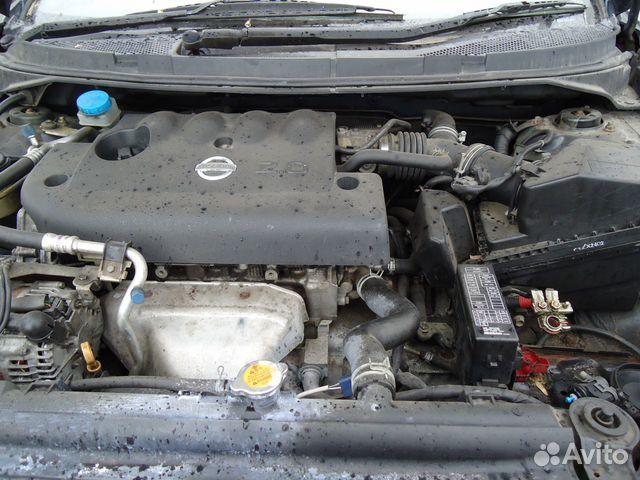 Двигатель бу Ниссан Примера