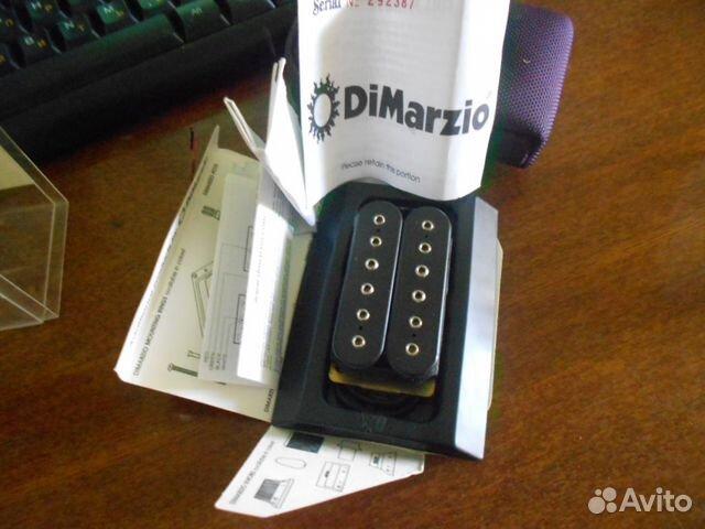 Продаю DiMarzio D activator Bridge покупал еще в 2010, на гитаре простоял н