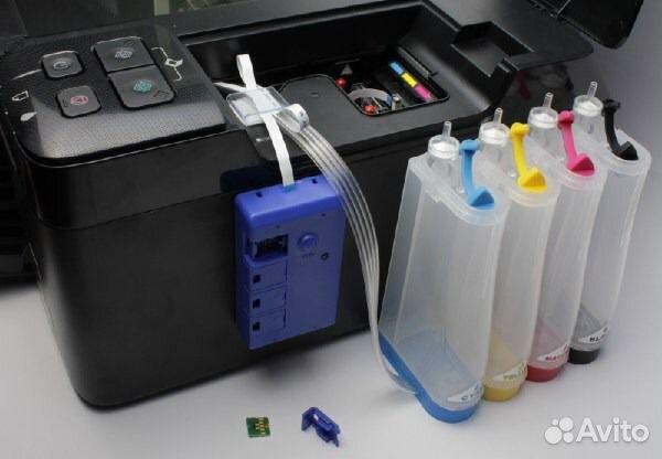 Как взломать чип в принтере epson sx130.
