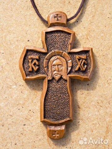 Нательный крест своими руками