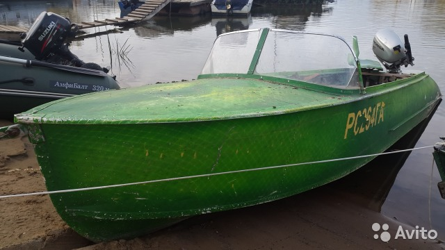 авито моторные лодки соликамск