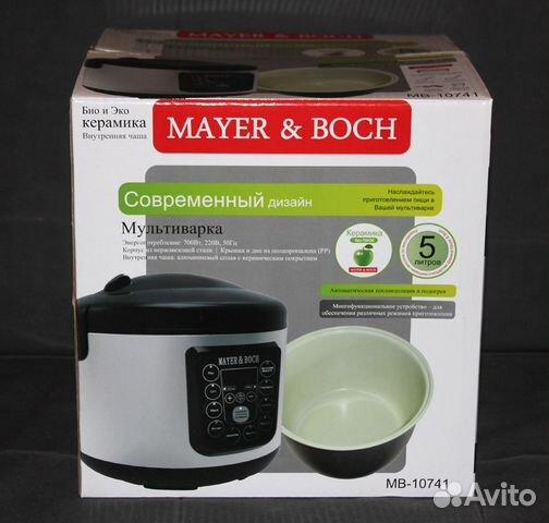 Mayer boch 10741 мультиварка рецепты