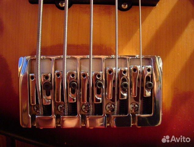 Приставка для бас гитары