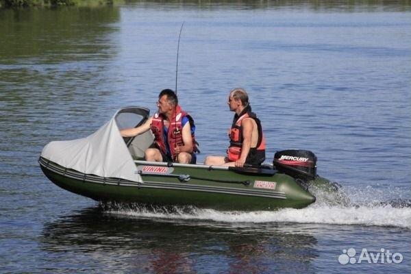 лодка пвх vn-320ls