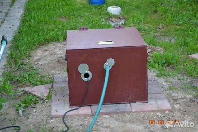 Ящик для скважины своими руками 54