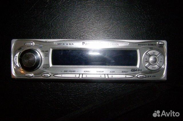 Автомагнитола Panasonic CQ-C3300N.