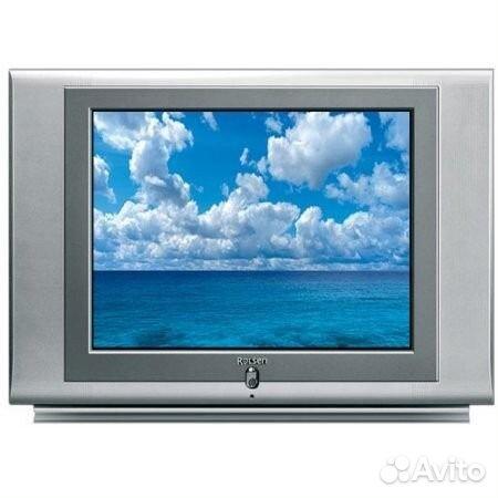Телевизор rolsen c1470 отключается при переключении каналов