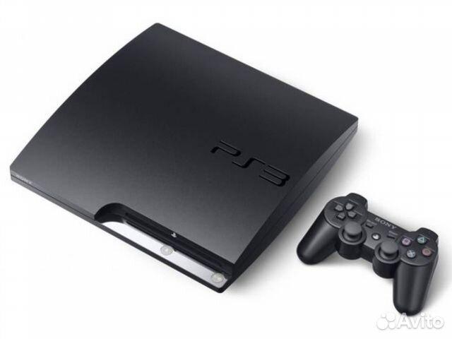 Игровая консоль PS3 SONY PS3 320 GB + игра GT5 plat + Dualshock 3 (два конт