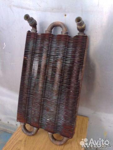 Сколько стоит теплообменник для газовой колонки двухсекционный кожухотрубный теплообменник
