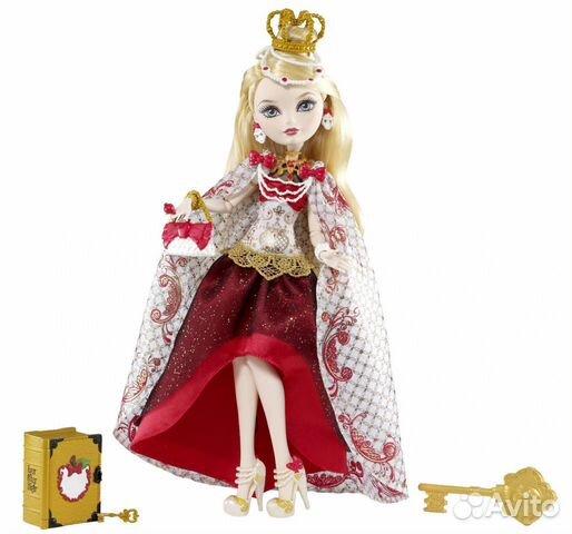 Кукла ever after high apple white серия legacy day