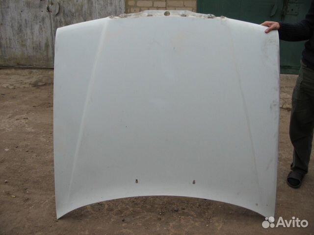Капот и крышка багажника Мерседес W124