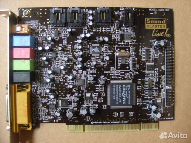 Скачать драйвер для звуковой карты creative sb0100