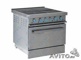 Электрические плиты производятся различных модификаций - с жарочным шкафом и...