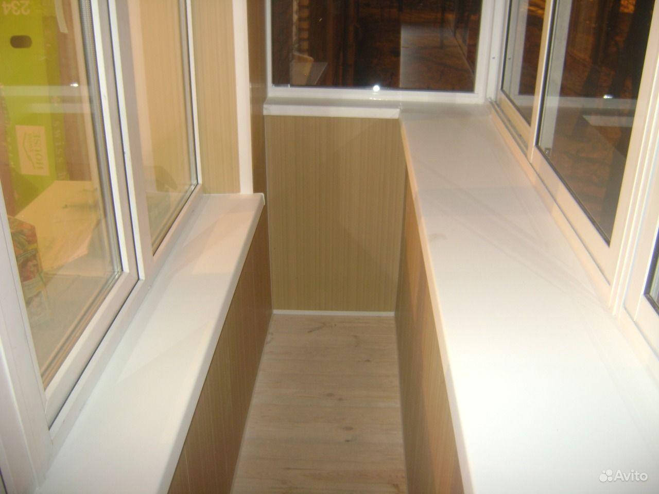 Балконы и лоджии - любая сложность., москва - отделочные раб.