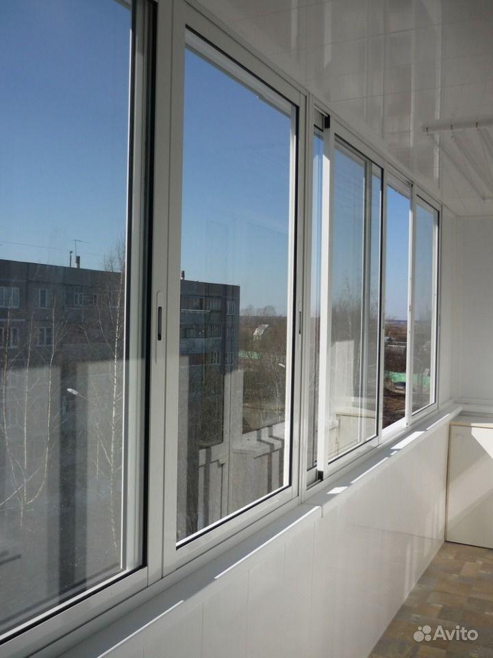 Лосино-петровский: остекление лоджий,балконов, утепление,отд.