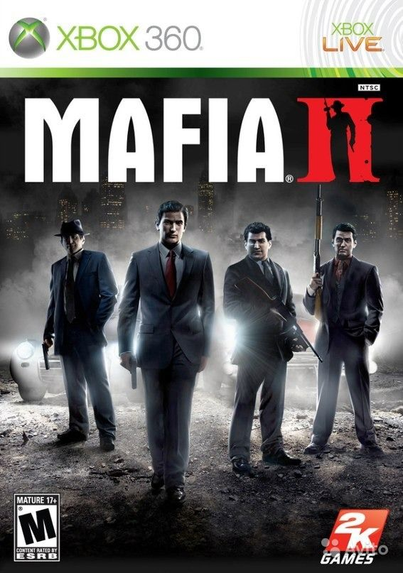 Мафия 2 / Mafia II Enhanced Edition | XBOX360