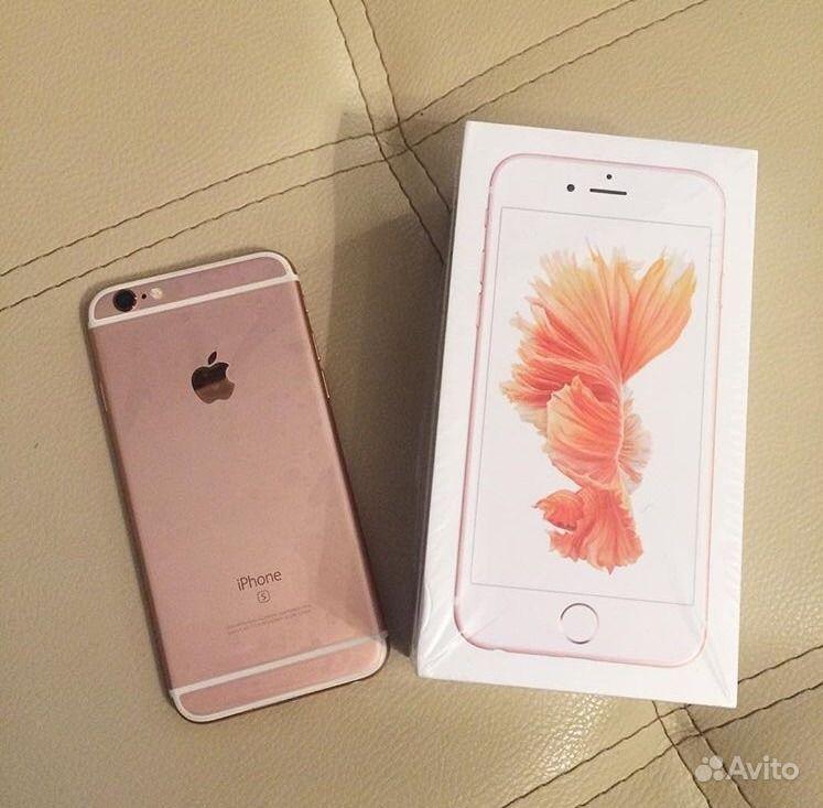 Айфон 5 с фото розовый