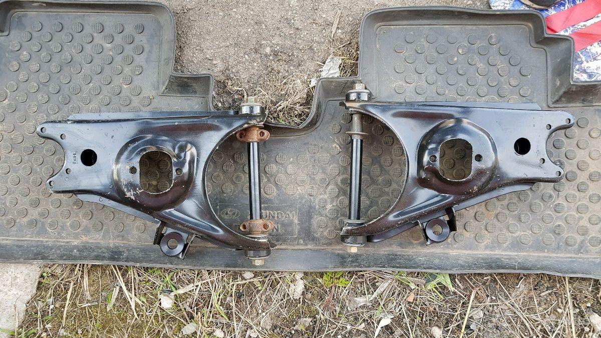 нижний рычаг передней подвески фиат-браво 1 калининград
