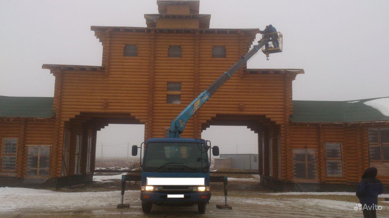 Автовышка, манипулятор, эвакуатор купить на Вуёк.ру - фотография № 1