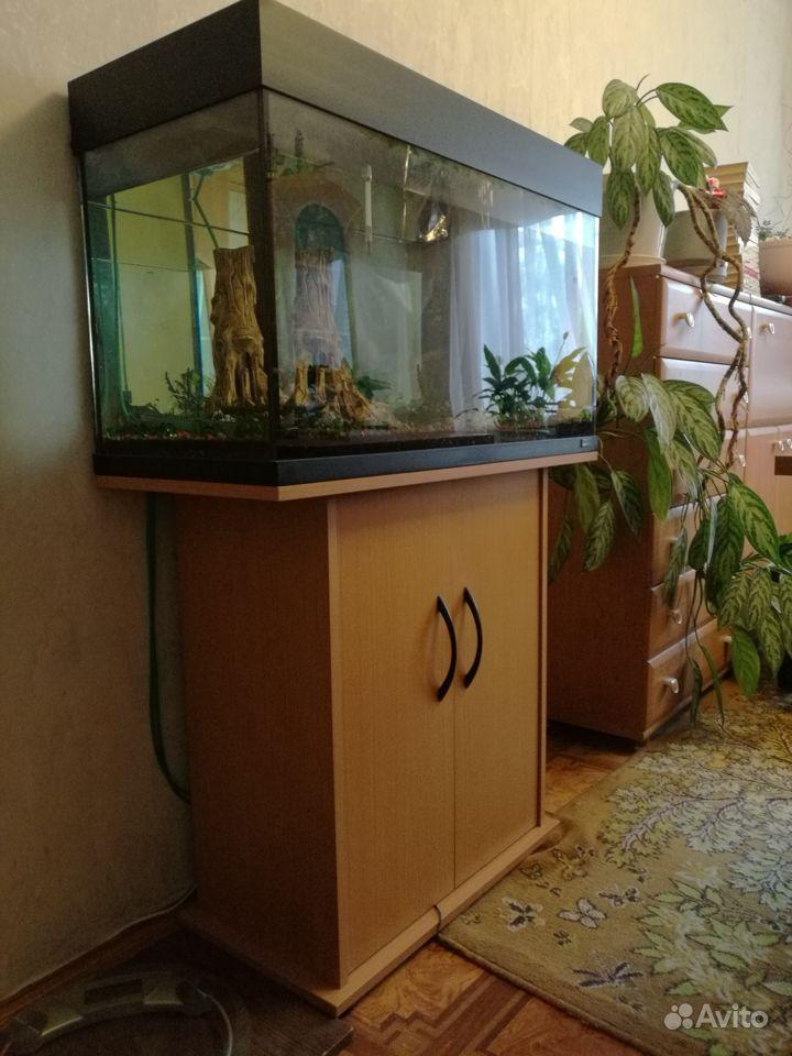 Продам аквариум juwel 125 с тумбой купить на Зозу.ру - фотография № 1