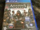 Assassins creed syndicate PS4(+ 2 дополнения)