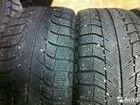 Michelin 215/65R16 липучка пара