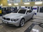 BMW 7 серия 3.6AT, 2004, 70000км