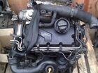 Двигатель BXE BKC BLS BJB Audi VW Skoda