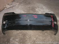 Бампер задний. Седан Hyundai Solaris / 10-14г