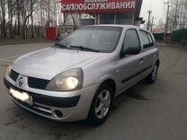 Renault Clio, 2005 г., Санкт-Петербург