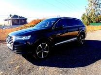 Audi Q7, 2017 г., Ульяновск