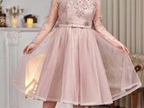 Платье новое. Размеры 46,48,50 — Одежда, обувь, аксессуары в Санкт-Петербурге
