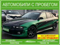 Mitsubishi Galant, 2002, с пробегом, цена 395 000 руб.
