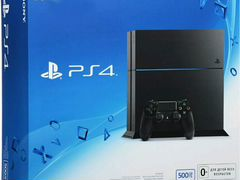 Sony PlayStation 4 (Ps 4) 500 gb, 1 tb, PRO