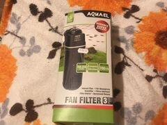 Фильм aquael fan filter 3 plus