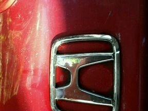 Эмблема хонда црв рд -1