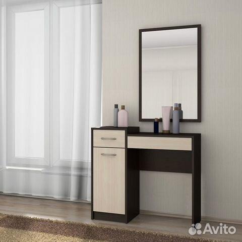 Туалетный столик с зеркалом   авито