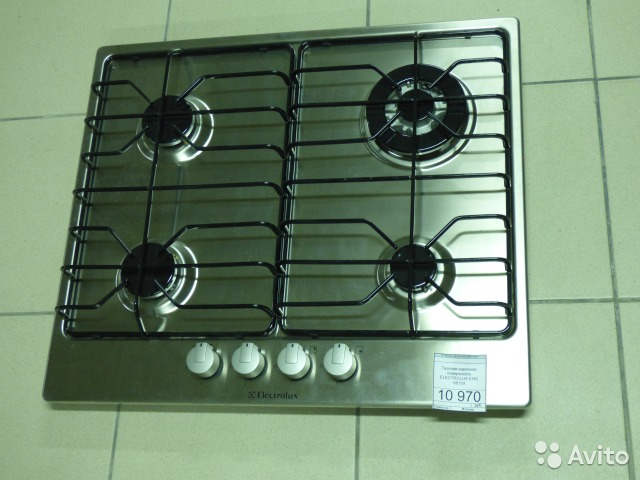 газовая варочная поверхность Electrolux Ehg 6815x Festimaru