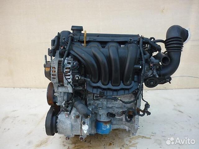 двигатель на hyundai avante