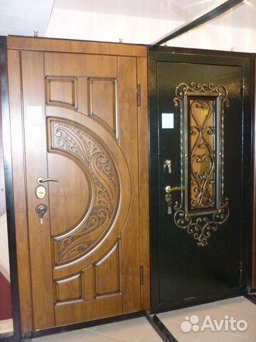 двери входные стальные в дзержинском