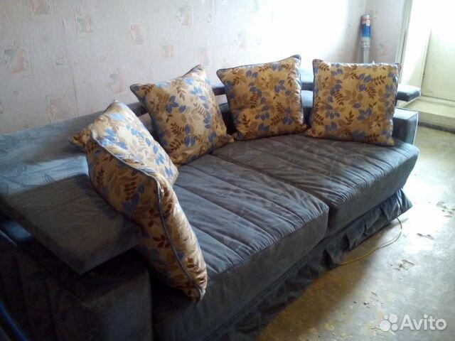 5b79aa9f7b848 Дизайнерская мебель. — Круглый диван кровать в Санкт-Петербурге