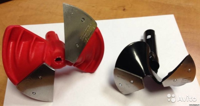 заточка ножей rapala