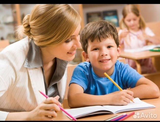 репетиторство по подготовке ребенка к школе